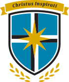 All Saints' College Maitland Crest