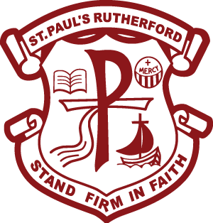 RUTHERFORD St Paul's Primary School Crest